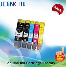 Inkjet Cartridge! Compatible New Ink Cartridges PGI250 CLI251 PGI350 PGI550 for Canon PIXMA MG5420/PIXMA MG6320