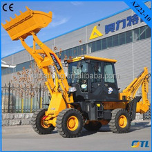 Low price high quality case backhoe AZ22-10 with CE