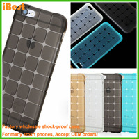 iBest magic cube tpu product quality protect mobile phone accessories on-time shipment for iphone6s cellphone mobile accessory