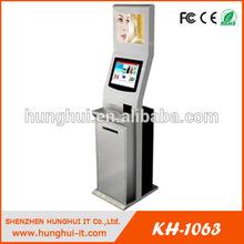 automatizado de pago de facturas de la máquina