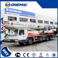 telescopic boom truck mounted crane ZOOMLION QY20H431 price hydraulic crane