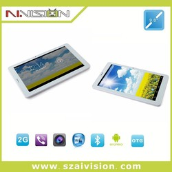 custom A23 dual core tablet manufacture