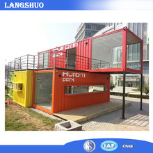 ISO,CE,SGS,UL certificated small prefab house for security room and guard room