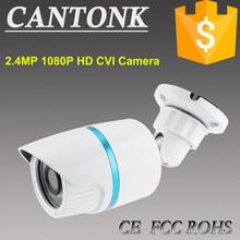 New Sensor and weatherproof housing IR 20M High Resolution 2.4MP HD 1080P CVI Camera
