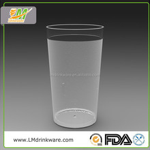 2015 Hot Standard Classic promotional frosted 350ml 16 oz drinking glasses
