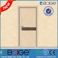 BG-MW9501 Fiber Bathroom Doors Designs / Modern Doors Designs