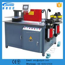 manual copper bus bar cutter multi work machine