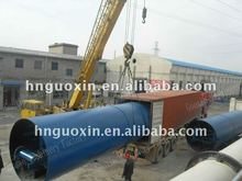 2000X20000mm wood chips rotary dryer hot sale in Canada and Vietnam