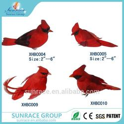 Professional ceramic canaries bird artificial christmas decoration bird birds for sale and with great price