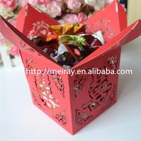 paper gifts box packaging custom laser cut gift box