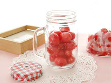 HOT SALE !!! cheap glass jar for jam with lid
