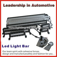 2014 NSSC High Lumen!!! Car accessories auto LED driving light bar Jeep 300W CREE Double row offroad headlight LED light bar