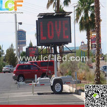 outdoor full color led move display