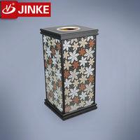 Indoor Office Hotel Mesh Box Wire Cage Metal Bin Storage Container