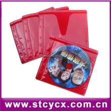 PP CD SLEEVE DOUBLE FUNDA DOBLE DE POLIPROPILENO PARA CD-R