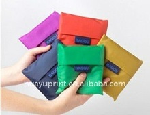 2015 rept folding polyester bag & shoping bag & folding polyester bag