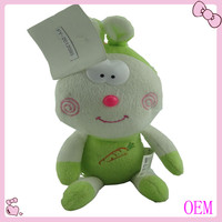Funny customized soft stuffed plush toy baby doll