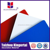 Alucoworld factory priceACP/ACM aluminum composite panel price in dubai