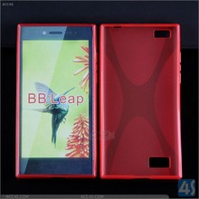 China manufacturer high quality in stock for blackberry leap tpu case cover