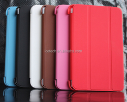 for Asus ME372 case, stand flip cover tablet leather case for Asus FonePad HD 7 ME372CG ME372