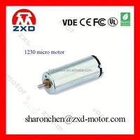 RF-1230 3v DC high speed 15800rpm Electric Motor for car trunk