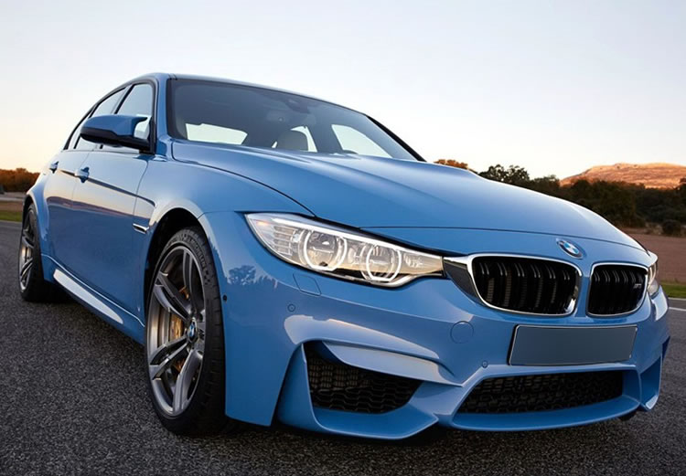 New Arrival Body Kit For 2014 Bmw 3 Series F30 F35 M3