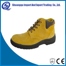 instructional working shoes steel toe cap covering shoes Hot selling safety equipment