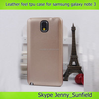 Ultra thin tpu leather case for samsung galaxy note 3 n7000 , for samsung galaxy note 3 case leather