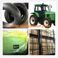 High Quality Butyl Inner Tube 6.50R14 with Resonable Price
