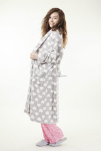Ladies' Coral Fleece Robe