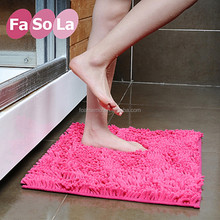 Popular style antibacteria memory foam bath mat