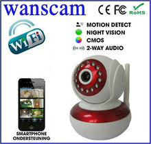 New Products P2P 720P Wireless Pan Tilt SD Card Security IP Camera Factory Looking For Agents To Distributors