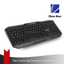 Alibaba Top selling led gaming keyboard and mouse combo