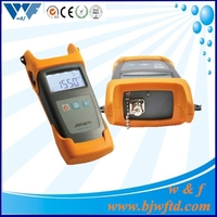 China supplier ,Portable Fiber Optic Power Meter Equal to EXFO optic power meter