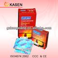 Grosso preservativos de látex natural, espiga de preservativos