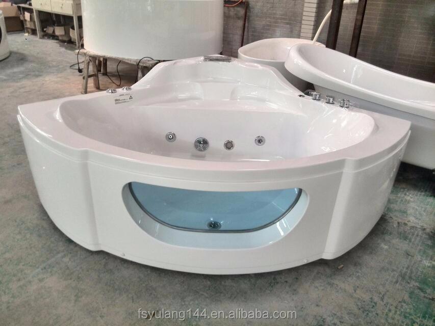 Ad 607 chine fournisseur int rieur coin baignoire de massage deux personne baignoire jacuzzi pas - Baignoire jacuzzi pas cher ...