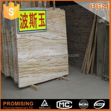 sleek modern look annd hot sale cladding marble tile installation