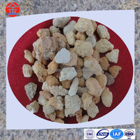 Al2O3 65% light weight flint clay for refractory castables