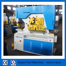 Hydraulic angle channel cutting machine-Q35Y