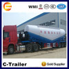 China widely used good price 3 axles v shaped dry bulk tanker