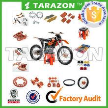China Supplier Wholesale Aluminium CNC dirt parts for ktm 100cc dirt bike