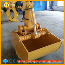 Customized Excellent Quality Clamshell Grab Bucket For Workhouse