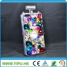 Full diamond luxury case for iphone 5S pearl case