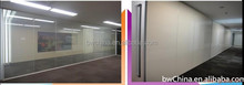 used office wall commercial glass partitions