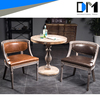 Best Selling living room furniture sofa set coffee shop chair