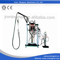 ST01 Sealant Spreading Machine / Two Component Sealant Extruder / Glass coating Machine