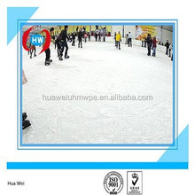 synthetic ice rink/HDPE hockey shooting board/ice skating rinks