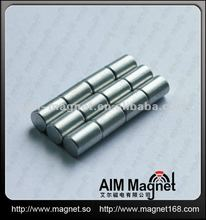 "Professional Neodymium N52 1 "" x 7/8 ""Magnet for Holding"