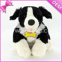 2014 courage the cowardly dog plush toy,names for stuffed animal dog toy,black and white plush dogs