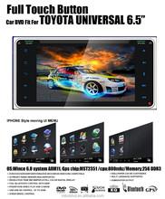 Full touch control panel car dvd android car radio for toyota rav4,camry,hilux,vios,land cruiser,avanza,terios,fortuner,prado